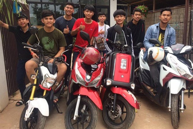 Motorbike Rental service