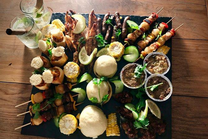 Food & Drinks Night Tour - Johannesburg