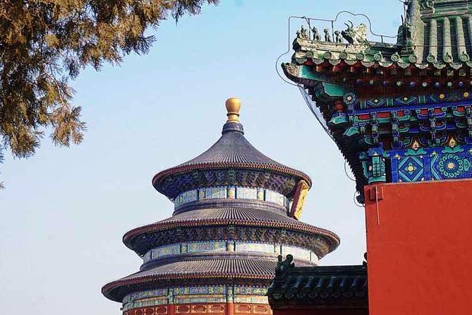 4-hour Private Tour to Temple of Heaven and Longtan Lake Morning Market