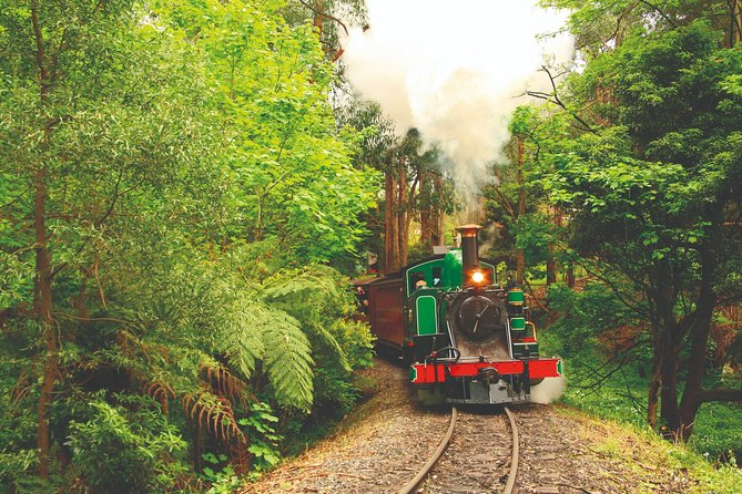 Puffing Billy Steam Train & Healesville Wildlife Sanctuary Tour From Melbourne photo 8