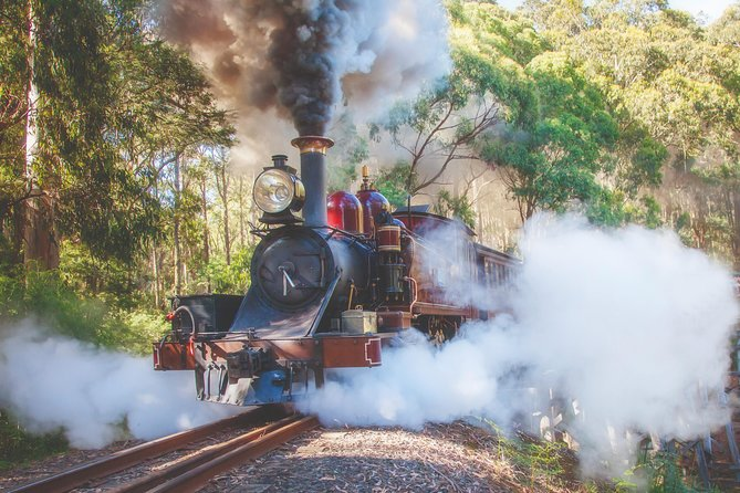 Puffing Billy Steam Train & Healesville Wildlife Sanctuary Tour From Melbourne photo 5