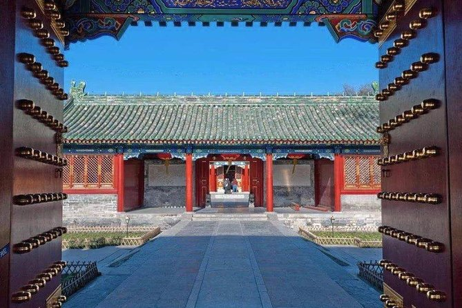Private Tour to Prince Gong's Mansion, Lama Temple, Confucian Temple and More