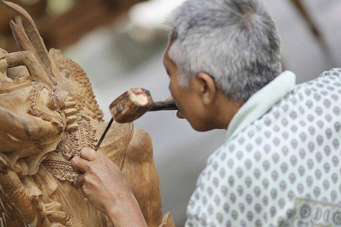 Ubud Art Goa Gajah Half Day Tour