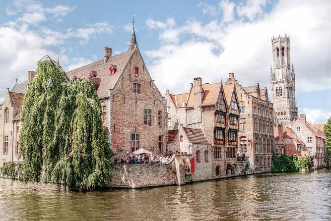 Bruges Interactive City Game