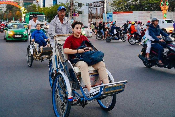 Nha Trang City Tour by Cyclo - half day small group tour