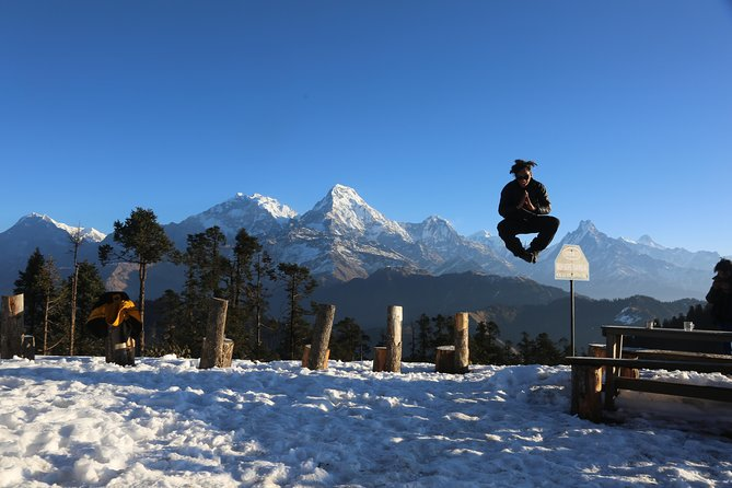 Ghorepani Punhill yoga trek