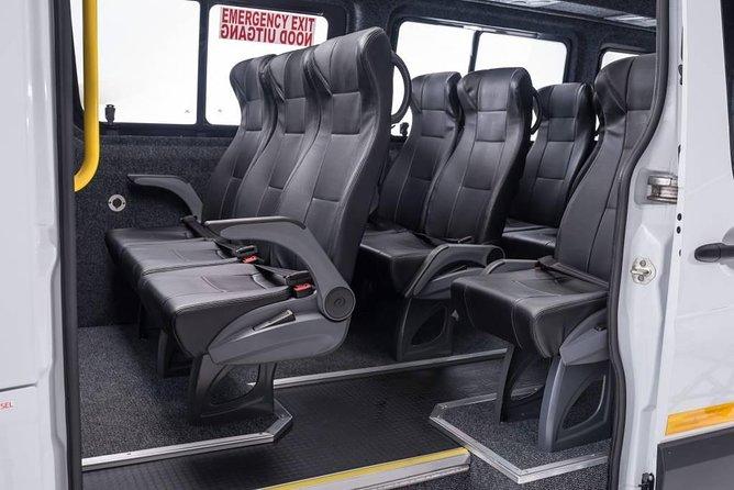 Mercedes Sprinter reclining seats