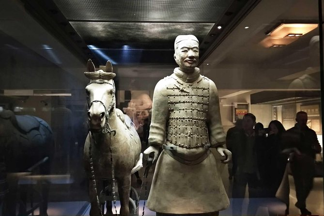 Xian Private Customizable Terracotta Warriors Day Tour photo 6