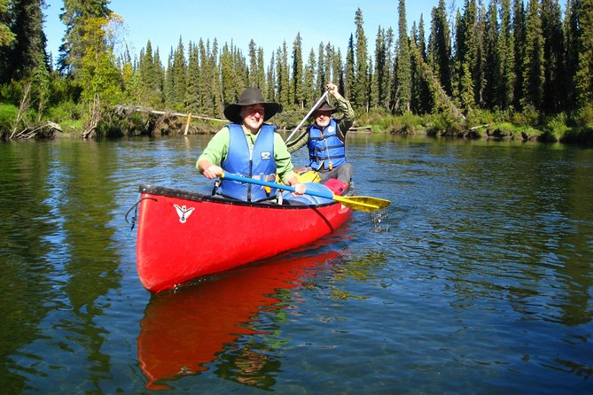 Canoe Trip in the Yukon on Big Salmon River
