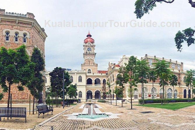 KLIA ( KLIA2 ) 4 hour Airport Transfer + Kuala Lumpur Old City Walk Tour
