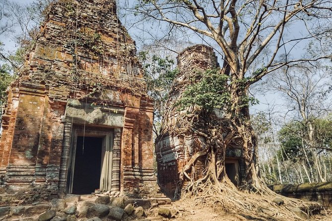 Amazing Koh Ker And Beng Mealea Tour