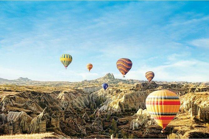 5 Days Istanbul to Cappadocia & Pamukkale Ephesus by Bus - YK654