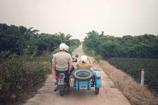 Hanoi Hideaway by Sidecar - Explore Ancient Pottery Village in Hanoi