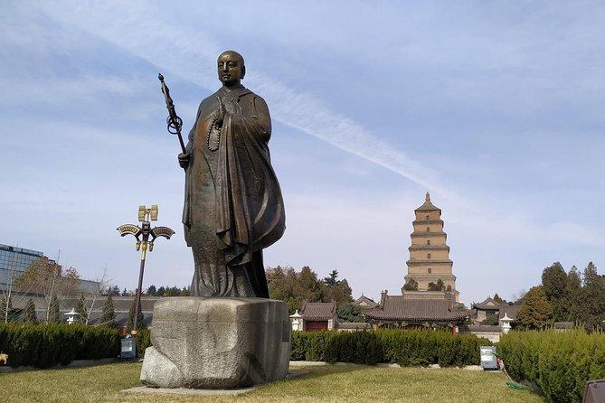 Xian Group Tour of Terracotta Warriors and Big Wild Goose Pagoda