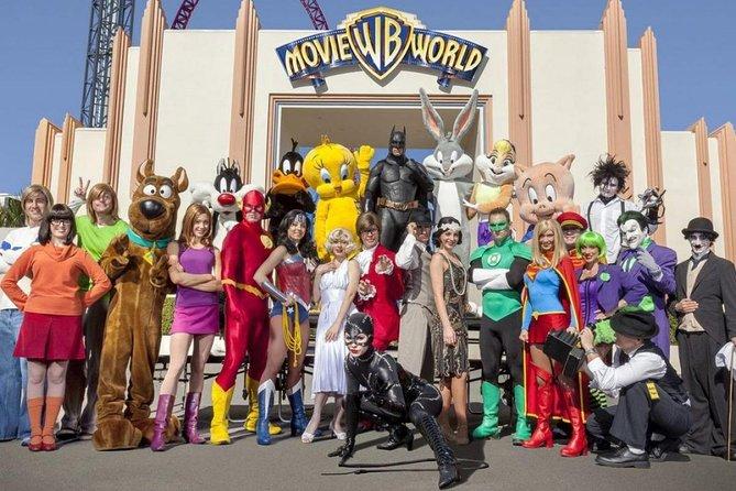 Warner Bros. World™ Abu Dhabi Entrance ticket