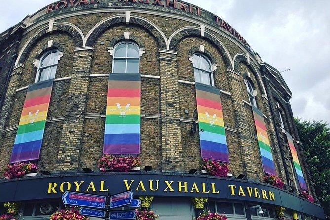 History of Queer Vauxhall Treasure Hunt