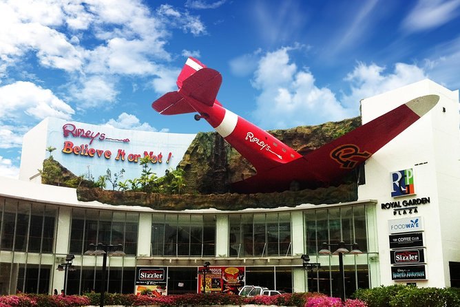 Ripley's Believe it or Not Pattaya