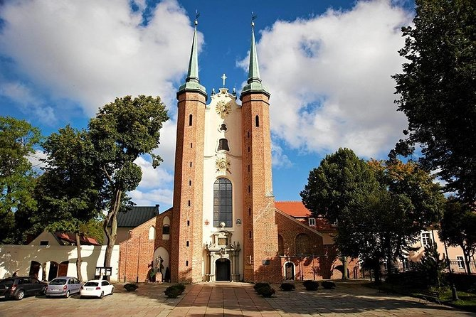 Private Shore Excursion: Highlights of Gdansk with visit Oliwa Cathedral