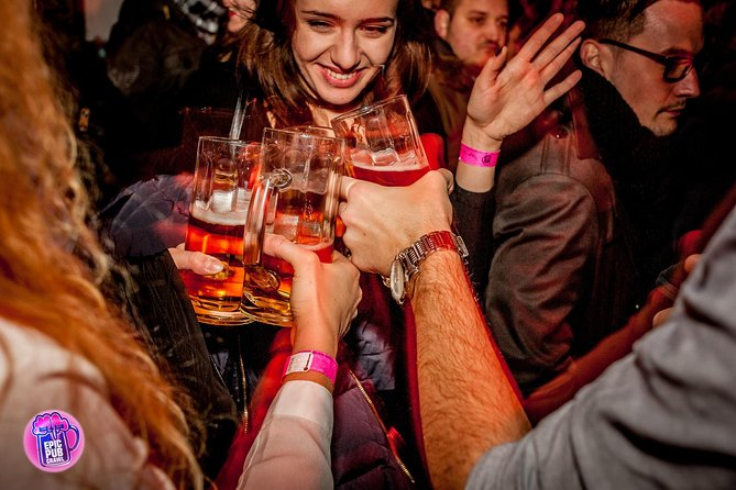 Private Pub Crawl in Budapest - Cutomised tours by Epic Nights Budapest photo 4