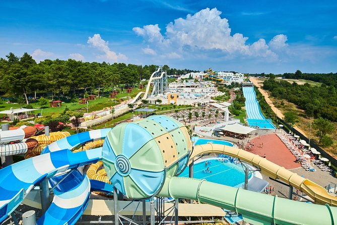 Aquapark Istralandia - Half day ticket (14:00 18:00)