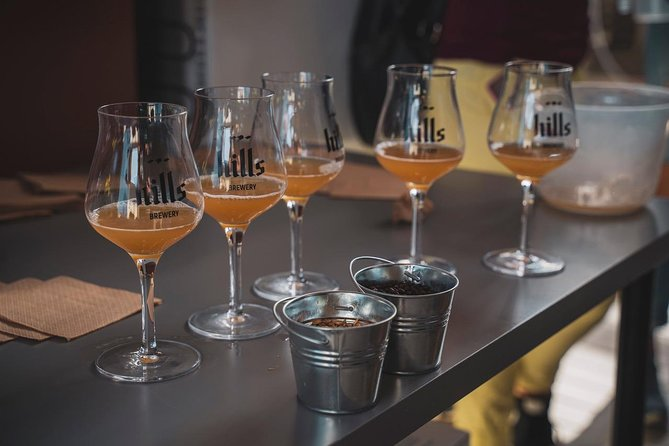 Craft Beer and Wine Tour from Plovdiv