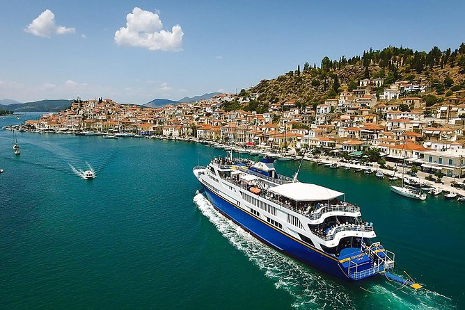 3 Islands 1 Day from Athens (Hydra - Poros - Aegina) - Hotel Transfer Included