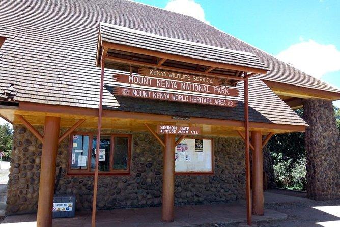 4 Days Mount Kenya Climb – Sirimon Route
