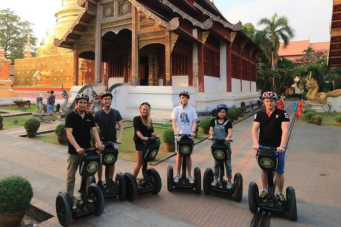 Chiang Mai Segway Adventure : Old Town Top 5 Cultural Attraction