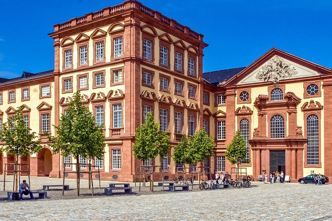 Historical Walk through Mannheim with a Local