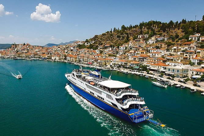 3 Islands 1 Day from Athens: Hydra - Poros - Aegina - SPECIAL OFFER photo 1