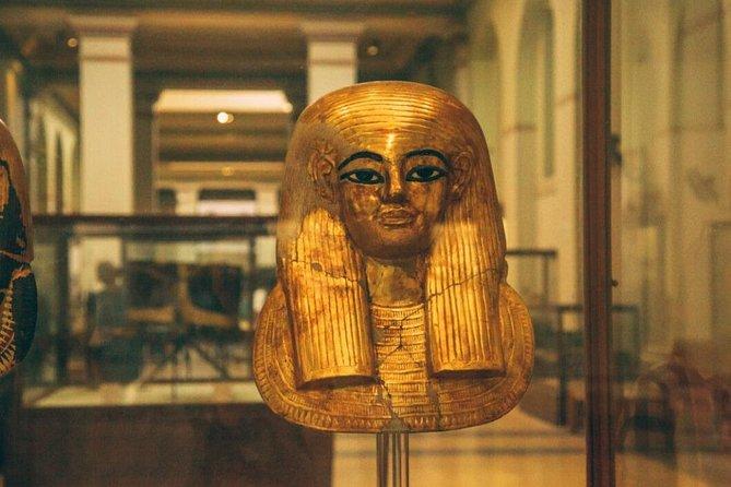Full Day Egyptian Museum, Salah El-Din Citadel and Khan El-Khalily