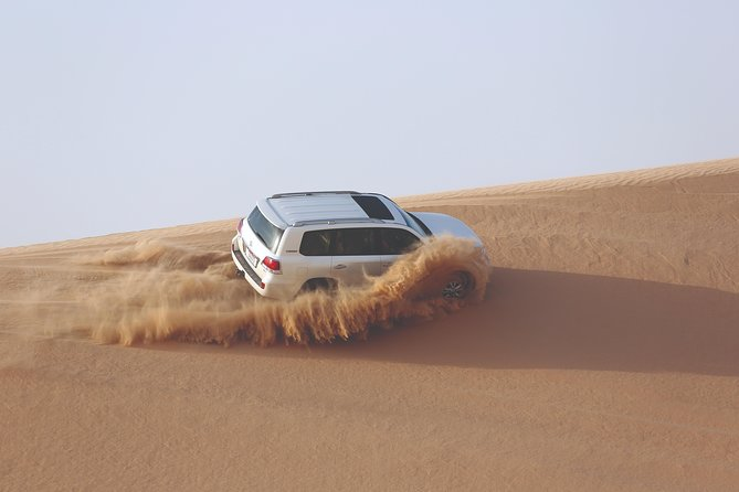 Dune Dinner Safari Abu Dhabi