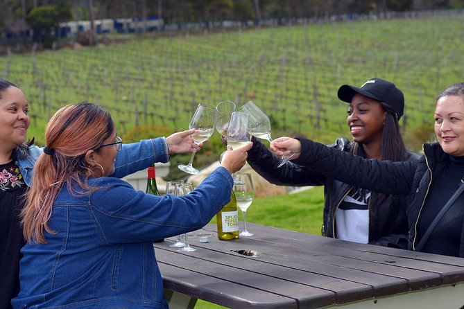 Cape Winelands shared day tour from Cape Town to Stellenbosch and Franschhoek