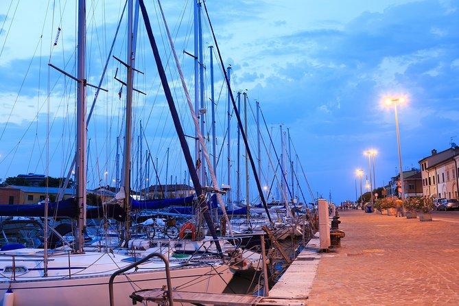 RUBBER BOAT SUNSET CRUISE WITH APERITIF - Pesaro (Adriatic Coast)