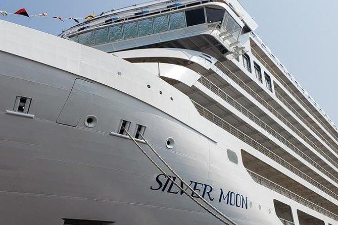 Private transfer, Silver Moon, Venice cruise terminal, Marco Polo airport