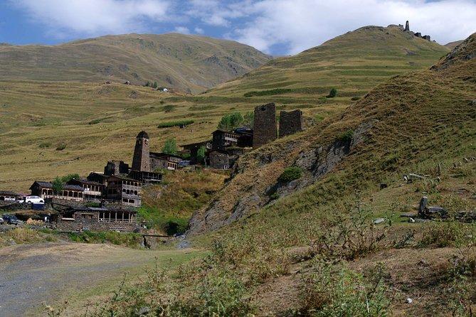 6 day hiking tour in Tusheti