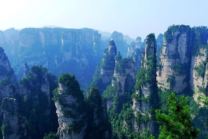 Private 4-Night Zhangjiajie Photography Tour Combo Package