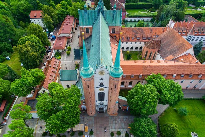 Join-in Shore Excursion: Highlights of Gdansk with visit Oliwa Cathedral