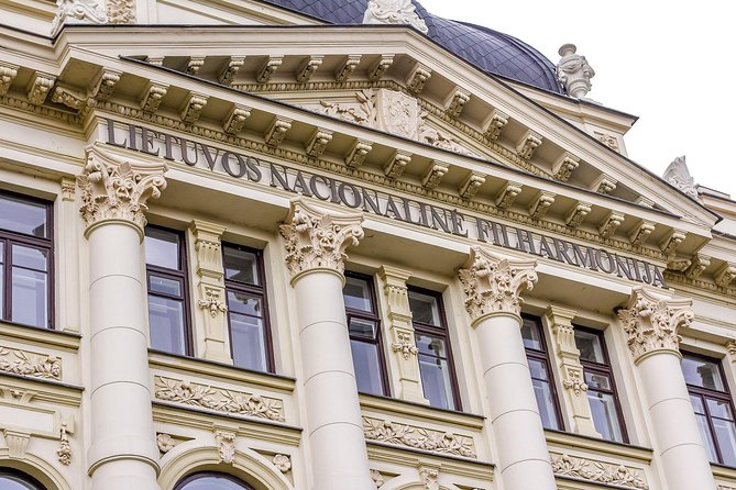 Art and Culture of Vilnius with a Local