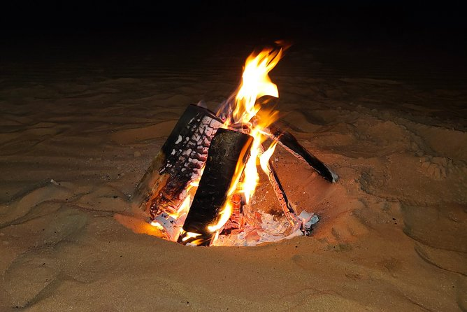 Abu Dhabi Private Desert Camping With BBQ Dinner photo 2