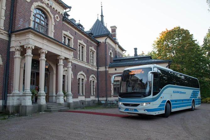 Helsinki Minibus Tours
