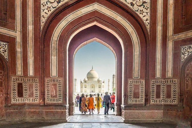 Private Agra Same Day Tour by Car - All Including