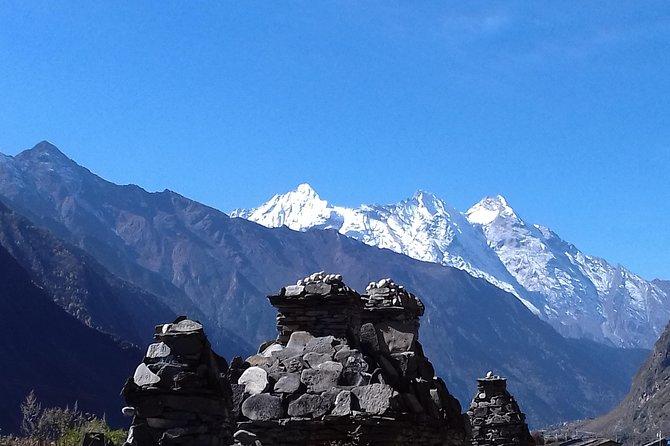 18 days Manasalu Round Trekking itinerary/cost/2020/21