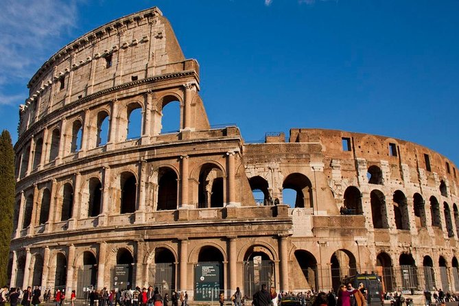 Rome 8 hour Private Tour with Driver