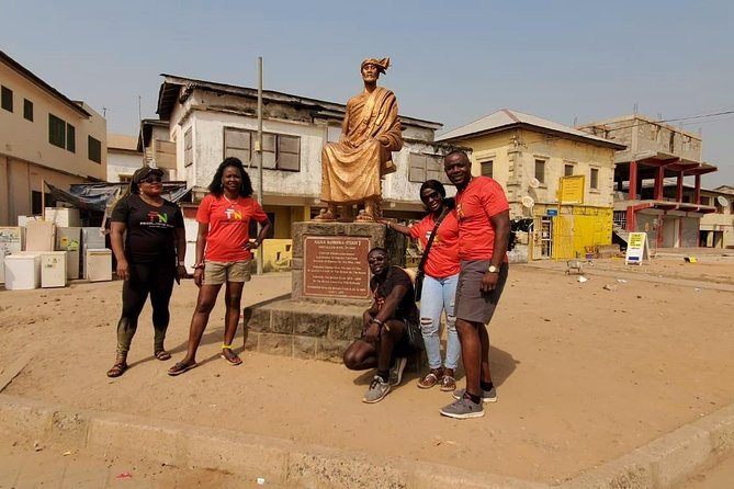 Black History Tour - Back to Your Roots (Accra to Assin to Cape Coast to Elmina)