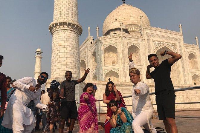 Taj Mahal Ticket - Skip the line
