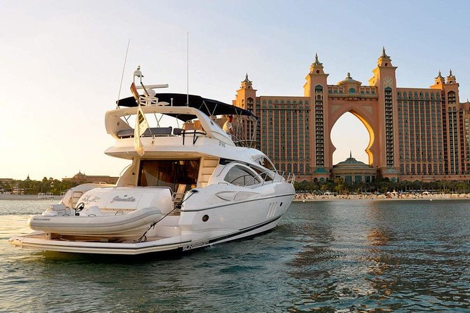 Dubai Luxury Yacht Shared Tour