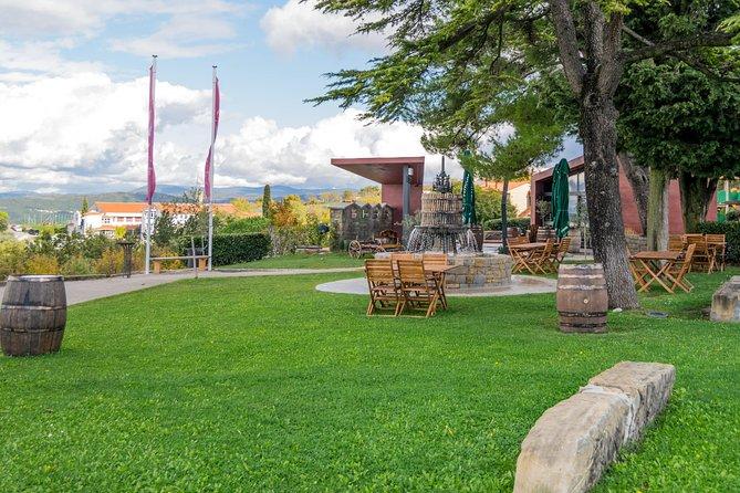 Wine Fountain Tour from Koper
