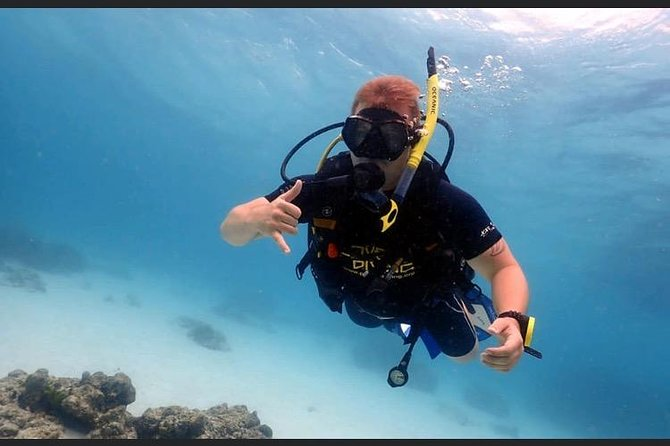Discover Scuba Diving 2 dives Racha Yai Is.