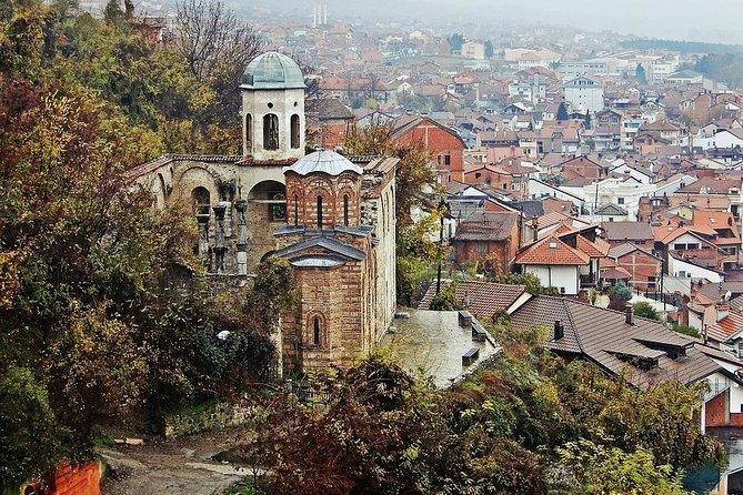 Prizren Day Tour from Tirana